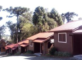 Chalés Araucárias da Serra, pet-friendly hotel in Canela