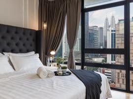 Anggun Luxury Suite @ KLCC, serviced apartment in Kuala Lumpur