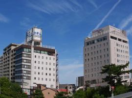 Matsue New Urban Hotel, hotel in Matsue