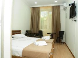 Hotel Chino، فندق في بورجومي