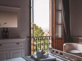 Albergo Giardino, hotel in Montalcino