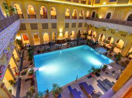 Nirbana Palace - A Heritage Hotel and Spa, hotel in Jaipur