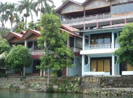 Abadi Guest House, guest house in Tuktuk Siadong