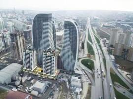 Rahat Istanbul Apartment, accessible hotel in Istanbul