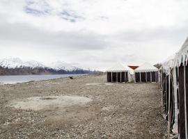 Wild Camp, luxury tent in Kakstet