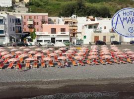 Amarea Beach & Hotel - Aeolian Charme, hotel a Canneto