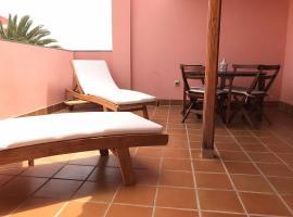 Ático Sun&Beach, apartamento en Gran Tarajal