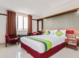 Treebo Trend Amalas Residency, hotel in Trivandrum