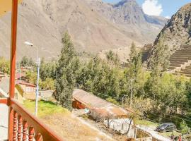 Casa Patacalle, self catering accommodation in Ollantaytambo