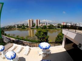 River Park Hotel, hotel in Resende