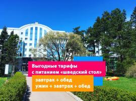 СПА Отель Аквамарин, курортный отель в Зеленогорске