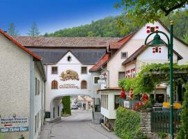 Gasthof Eisentor, hotel Losensteinben