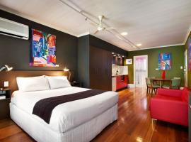 Tolarno Hotel, hotell i Melbourne