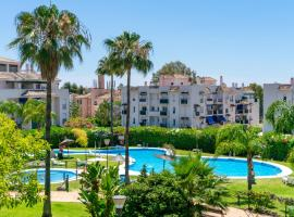 Apartment Lorcrimar, luxury hotel in Marbella