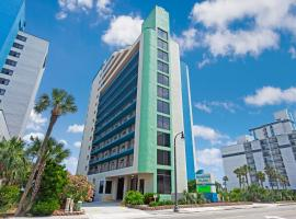 Meridian Plaza by Beach Vacations, hotel near Myrtle Beach Boardwalk, Myrtle Beach