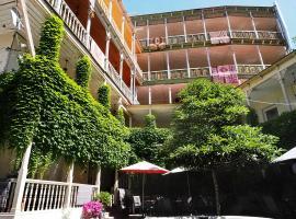 Hotel Nata, отель в Тбилиси