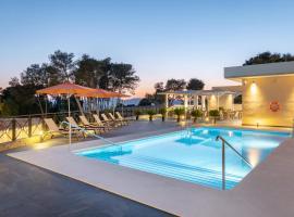 Hotel Admiral Casino & Lodge, hotell nära Gibraltar internationella flygplats - GIB, San Roque