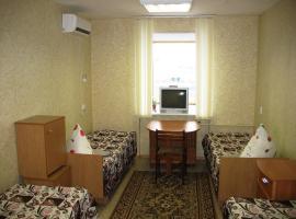 Гостиница Мелиоратор, отель в Ярославле