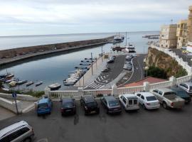 Apartamento Miramar, frente al mar 2° piso, hotel in L'Ametlla de Mar