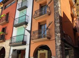 Apartamento vacacional, hotel in El Pont de Suert