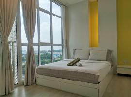 Strait Garden Studio X Ace Pro @ George Town, accessible hotel in George Town