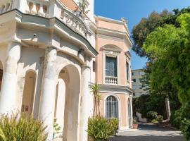 Apartment Villa Anahit, hotel with jacuzzis in Nice