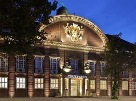 Courtyard by Marriott Bremen, hotel in Bremen
