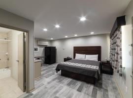 Budget Inn & Suites Baton Rouge, motel in Baton Rouge
