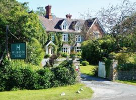 Milebrook House, hotel near Ludlow Castle, Knighton
