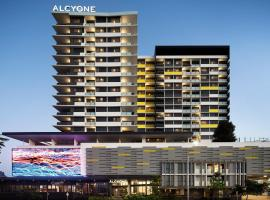 Alcyone Hotel Residences, serviced apartment in Brisbane