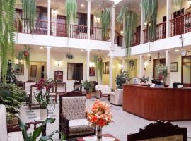 Hotel Casa Montero, hotel in Quito