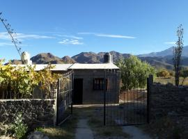 Casa de Haydee, hôtel à Cachí