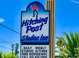 Hitching Post Studios Inn, motel in Santa Cruz