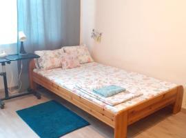 Cozy & Friendly Nice Big Separate Room, zasebna nastanitev v Budimpešti