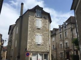36 Rue Louqsor, hotel in Souillac