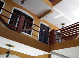 Hotel Peneleu, hotel in San Pedro La Laguna