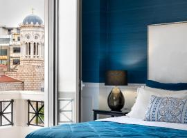 Evripidou Suites, hotelli Ateenassa