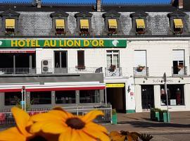 Hôtel Au Lion D'or, pet-friendly hotel in Nogent-le-Rotrou