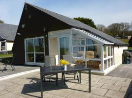 Coombe View, lodge in Kilkhampton