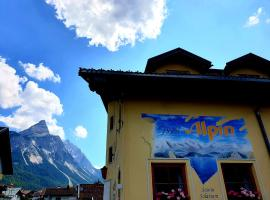 Hotel Alpin, pet-friendly hotel in Ehrwald