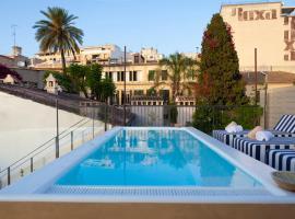 M House Hotel, family hotel in Palma de Mallorca