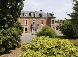 Au Souffle de Vert, bed and breakfast en Bouvaincourt-sur-Bresle