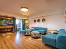 Apartmanica Residence 606, hotel na Donovaloch