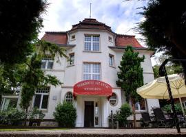 Parkhotel Atlantic, hotel in Heidelberg