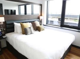 Haymarket Hub Hotel, hotel near EICC, Edinburgh