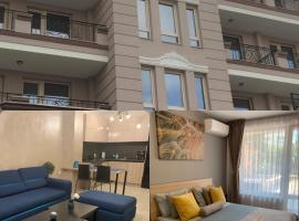 Kapana Luxury City Center Apartments, ваканционно жилище в Пловдив