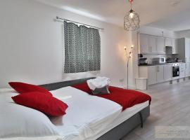 Bedford Hospital Serviced Apartments, apartment in Bedford
