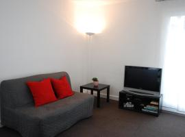 Appartements Paris Boulogne, self catering accommodation in Boulogne-Billancourt