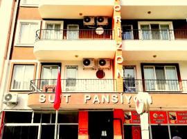 horizon süit pansiyon, apartment in Canakkale