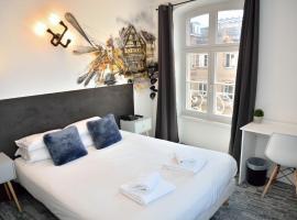 Hotel des Arts, отель в Страсбурге